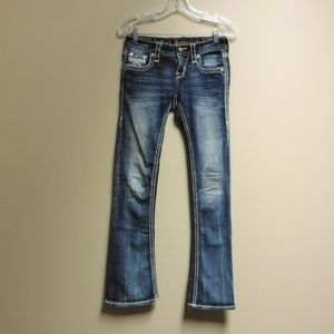 "Rock Revival Jeans - Women's Rock Revival ""Nancy"" Boot Cut Jeans Sz 24"